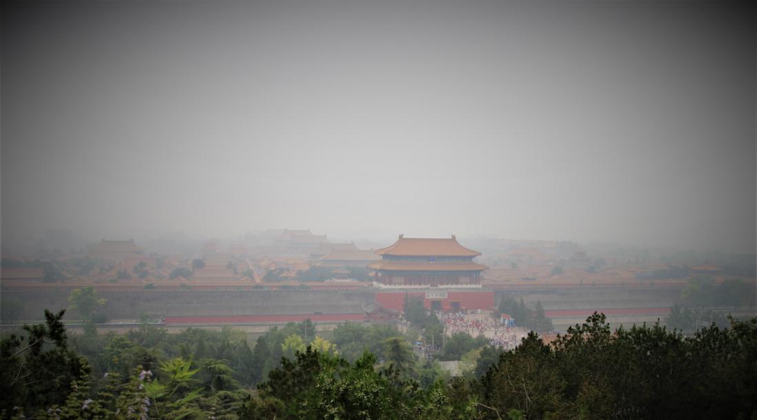 """Xi Jinping:  """"….große Mauer aus Stahl…"""" und die 2242. Jahrfeier Chinas"""