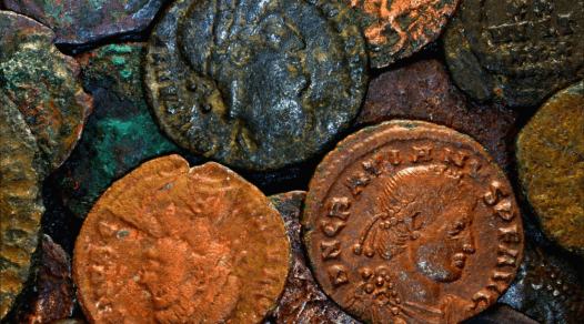 Die beiden Seiten der Münze