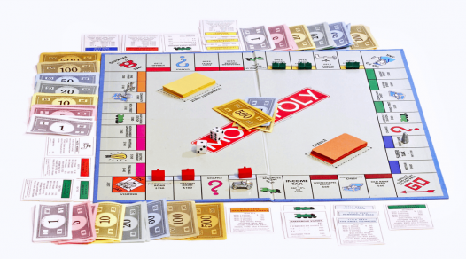 Die Union ist im Monopoly-Rausch, oder: eine neue Variante des politischen Püppchenspiels