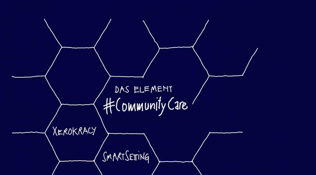 Das Kulturelement #CommunityCare