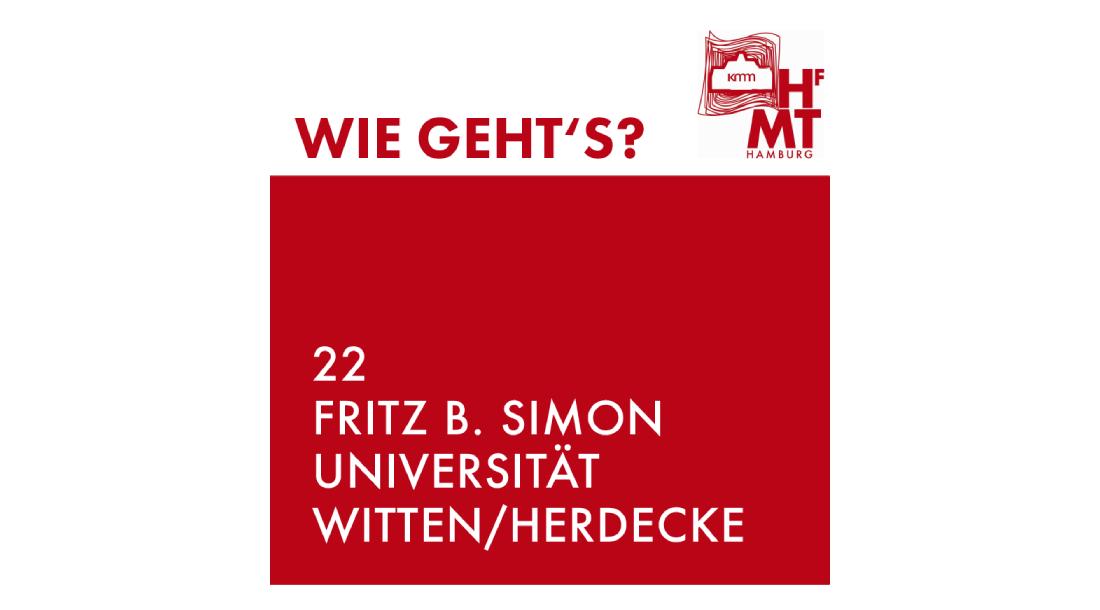 Podcast des Instituts KMM an der Hochschule für Musik und Theater Hamburg