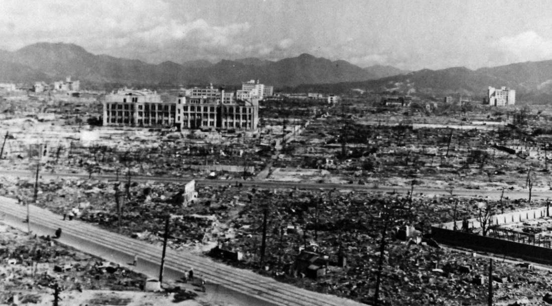 Hiroshima vs. Corona