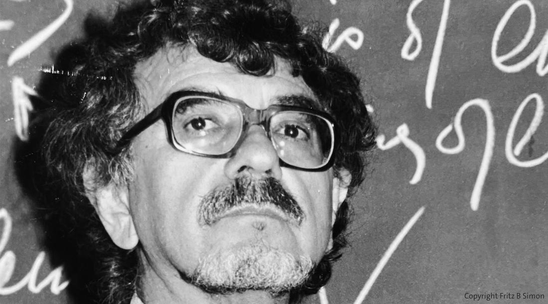 Erinnerungen an Humberto Maturana: Fritz B. Simon