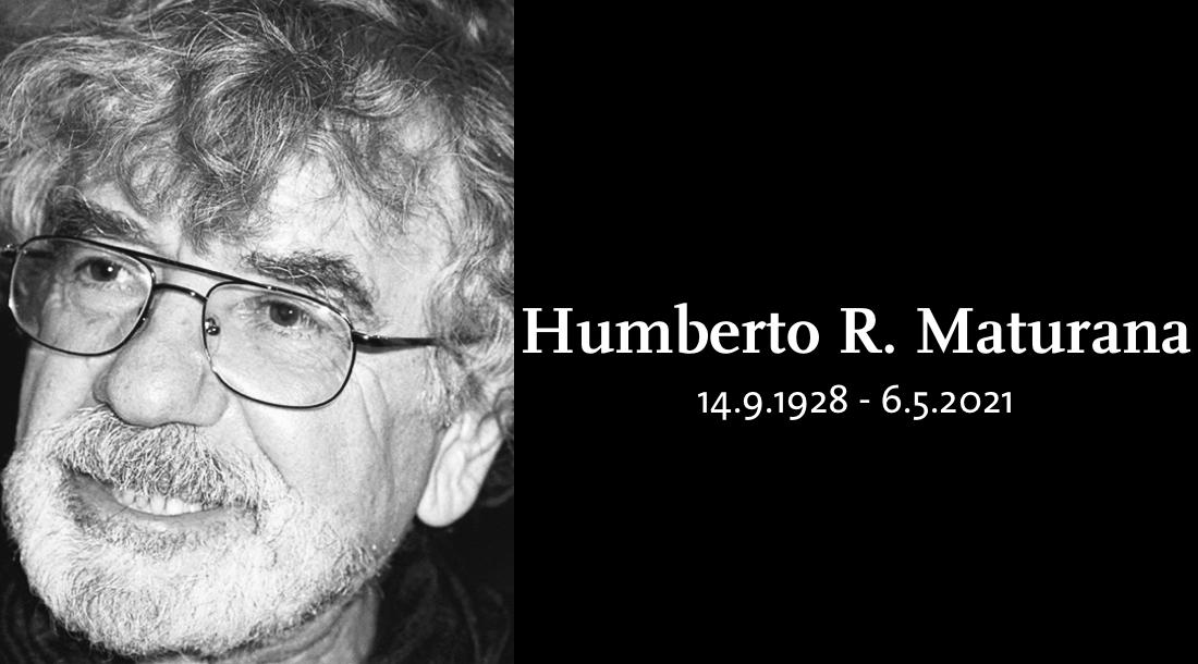 Humberto Romesín Maturana gestorben