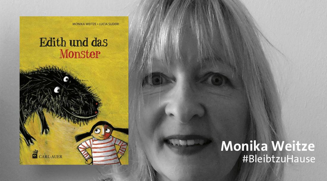 #BleibtzuHause / Edith und das Monster
