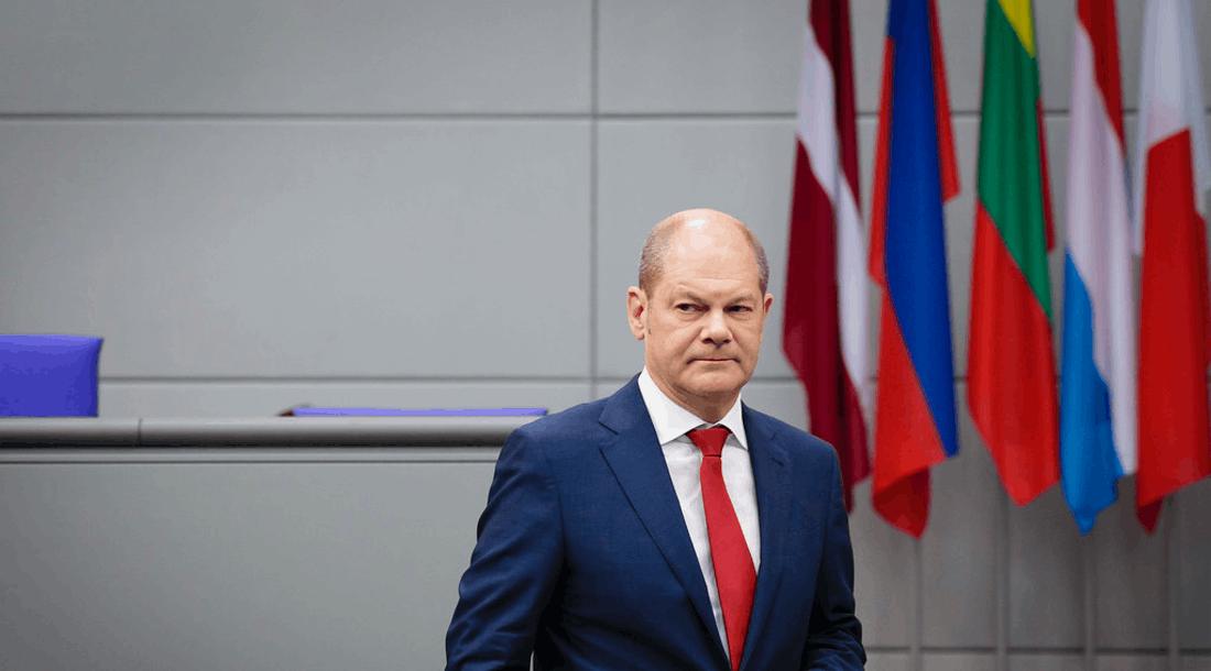 Olaf Scholz: Kanzlerkandidatin