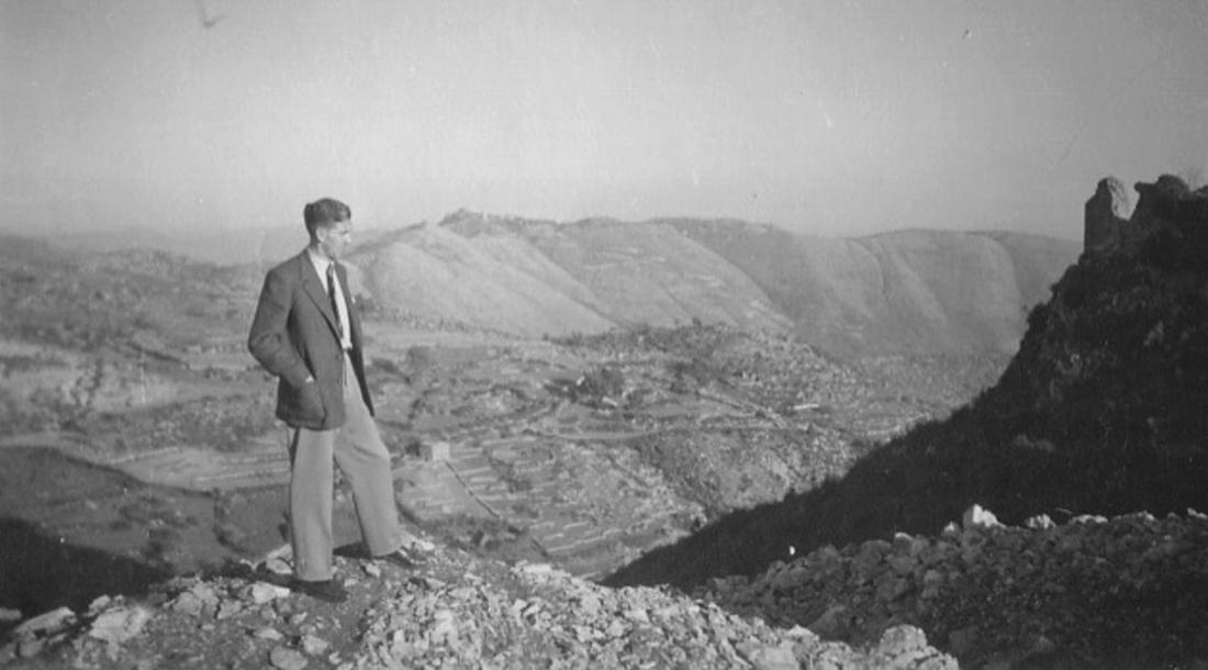 Paul Watzlawicks Europareisen in den 50ern