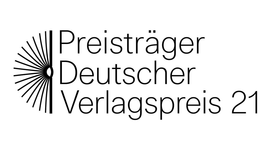 Wir sind dabei: Deutscher Verlagspreis 2021