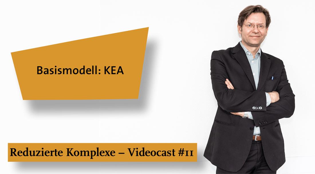 Videocast #11: Basismodell: KEA