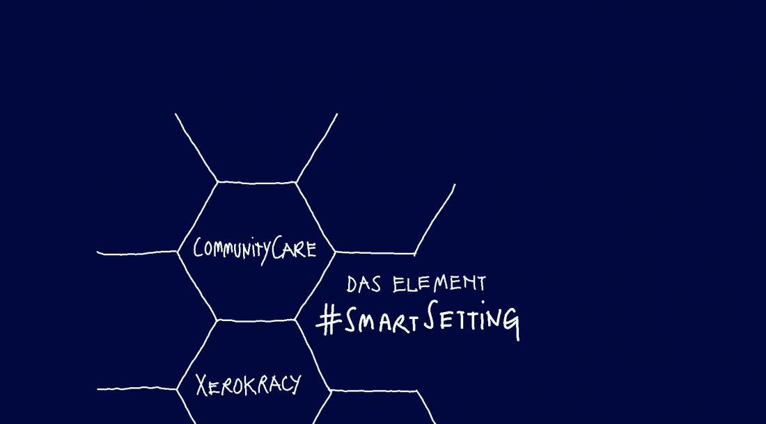 Das Kulturelement #SmartSetting
