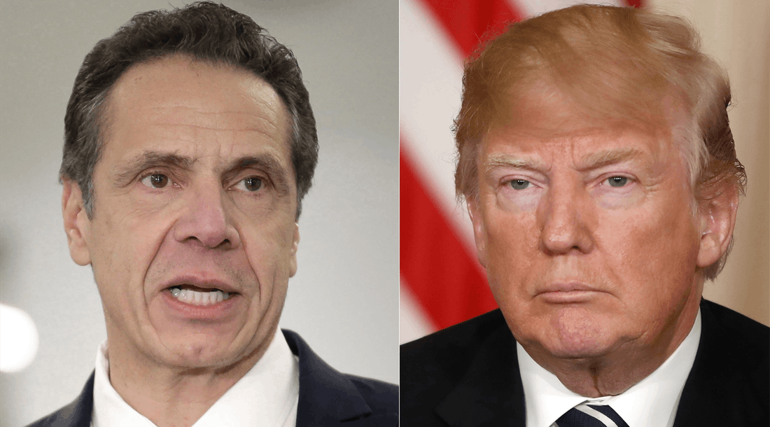 Profi vs. Amateur: Cuomo vs. Trump