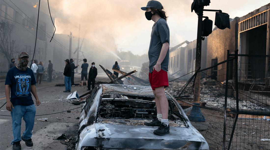 Der nächste amerikanische Bürgerkrieg