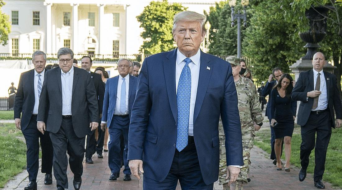 Trumps bröckelnde Macht