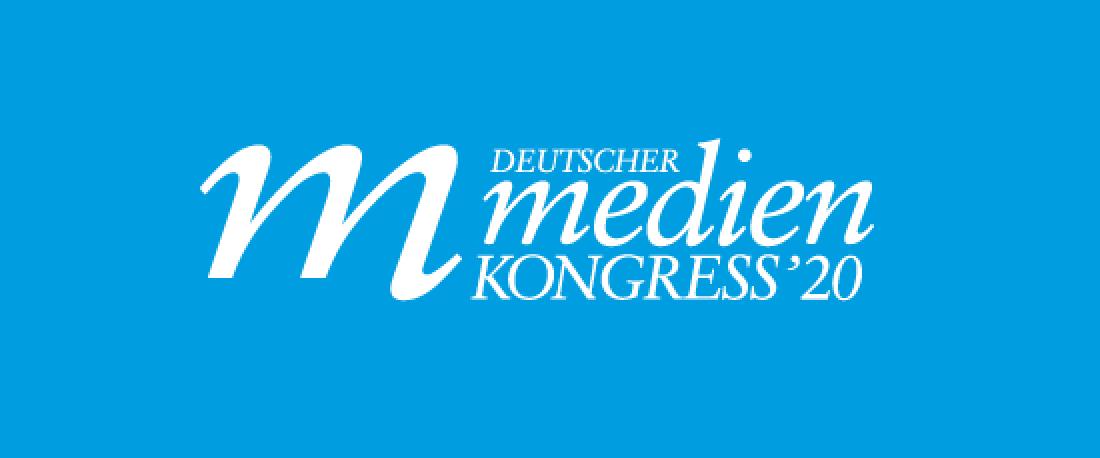 Deutscher Medienkongress 2020