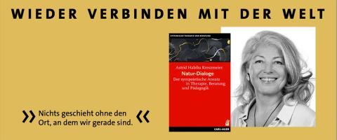 Buchvernissage Natur-Dialoge mit Astrid Habiba Kreszmeier - Landsberg am Lech