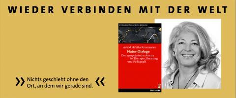 Buchvernissage Natur-Dialoge mit Astrid Habiba Kreszmeier - Berlin